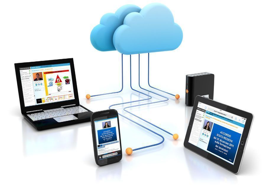 Multidevice e-Learning with DynDevice