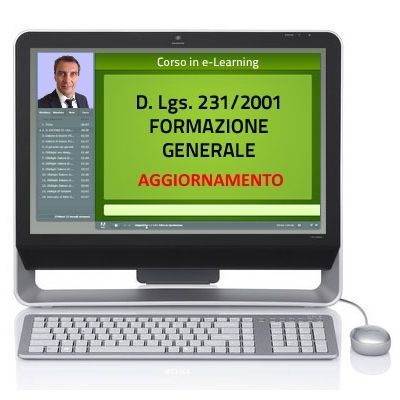Decreto Legislativo 231 del 2001 - Aggiornamento - 1 ora