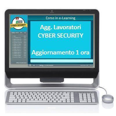 Lavoratori - Aggiornamento - Cyber Security - 1 ora