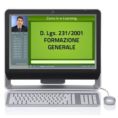 Decreto Legislativo 231 del 2001 - Formazione generale - 1 ora